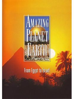 Amazing Planet Earth Egypt To Israel [Edizione: Regno Unito]