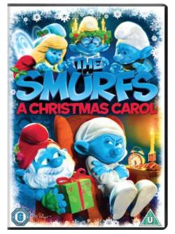 Smurfs Christmas Carol [Edizione: Regno Unito]
