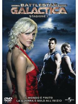 Battlestar Galactica - Stagione 01 (4 Dvd)