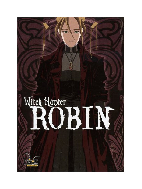 Witch Hunter Robin Box Set 01 (3 Dvd)