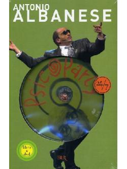 Antonio Albanese - Psicoparty (Dvd+Libro)