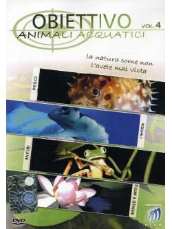 Obiettivo 04 - Animali Acquatici