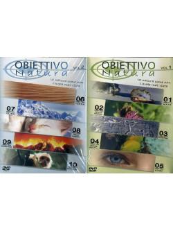 Obiettivo Natura Collection (10 Dvd)