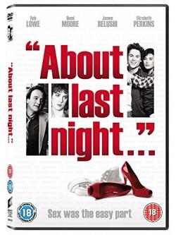 About Last Night [Edizione: Regno Unito]