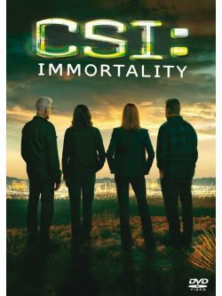 C.S.I. - Immortality