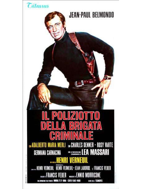 Poliziotto Della Brigata Criminale (Il)