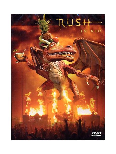 Rush - Live In Rio (2 Dvd)