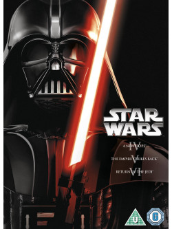 Star Wars - The Original Trilogy (3 Dvd) [Edizione: Regno Unito]
