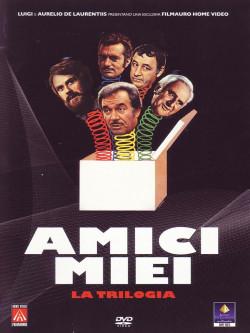 Amici Miei - La Trilogia (3 Dvd)