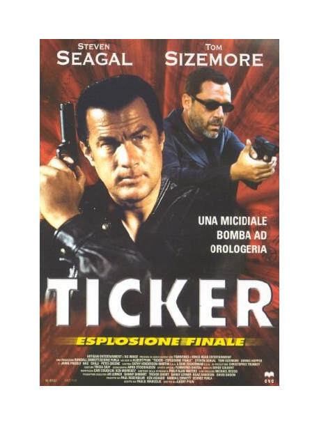 Ticker - Esplosione Finale
