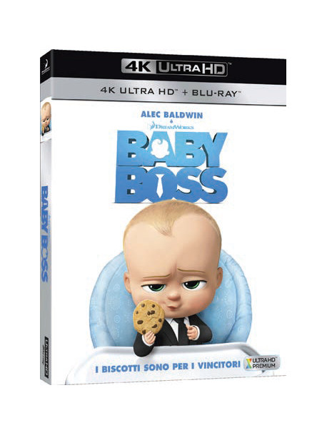 Baby Boss (4K Ultra Hd+Blu-Ray)