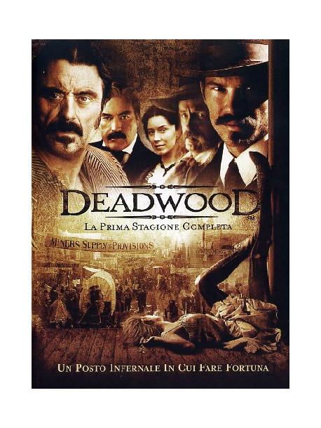 Deadwood - Stagione 01 (4 Dvd)
