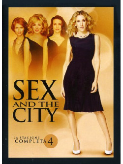 Sex And The City - Stagione 04 (3 Dvd)