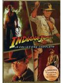 Indiana Jones Quadrilogia (5 Dvd)
