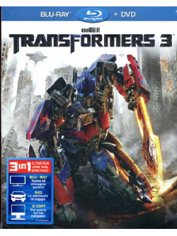 Transformers 3 (Blu-Ray+Dvd+E Copy)
