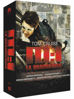 Mission Impossible - La Quadrilogia (4 Dvd)