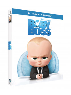 Baby Boss (Blu-Ray 3D+Blu-Ray)
