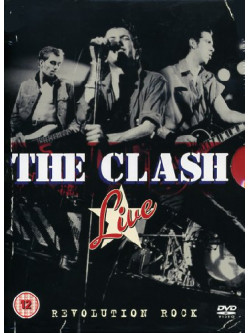 Clash (The)- Live - Revolution Rock (Ltd Deluxe Digipack Edition)