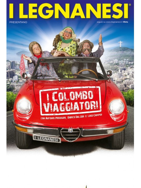 Legnanesi (I) - I Colombo Viaggiatori