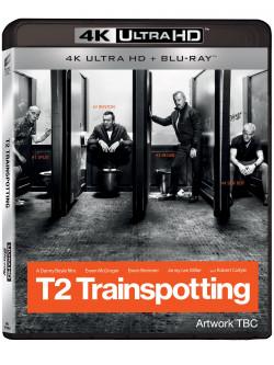 T2 Trainspotting (Blu-Ray 4K Ultra Hd+Blu-Ray)