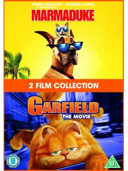 Marmaduke / Garfield - The Movie (2 Dvd) [Edizione: Regno Unito]