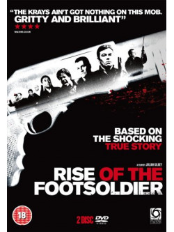 Rise Of The Footsoldier (Special Edition) (2 Dvd) [Edizione: Regno Unito]