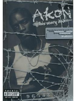 Akon - His' Story Dvd