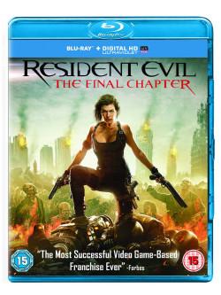 Resident Evil: The Final Chapter [Edizione: Regno Unito]