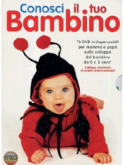 Conosci Il Tuo Bambino Cofanetto (3 Dvd)