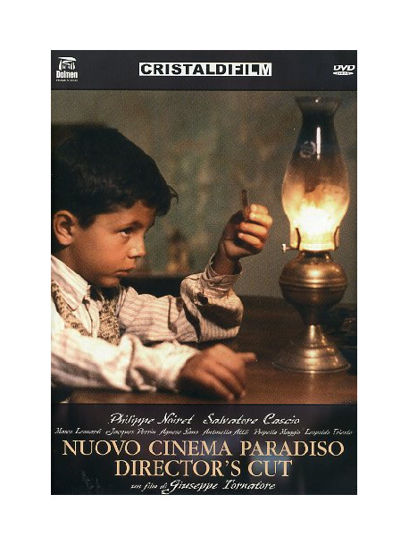 Nuovo Cinema Paradiso (Director's Cut)