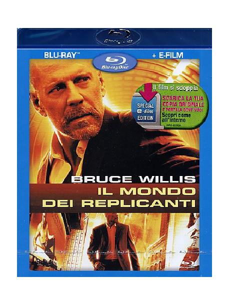 Mondo Dei Replicanti (Il) (Blu-Ray+E-Copy)