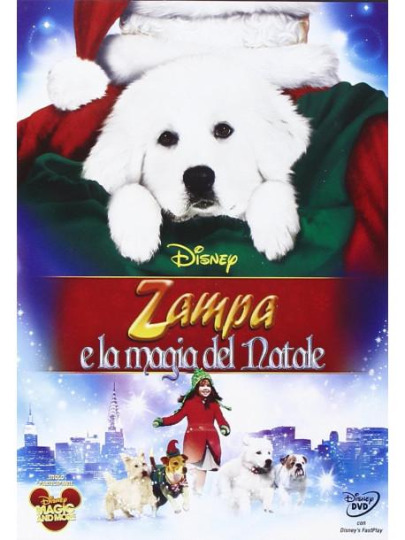 Babbo Natale Zampa.Zampa E La Magia Del Natale