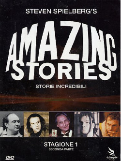 Amazing Stories - Storie Incredibili - Stagione 01 02 (3 Dvd)