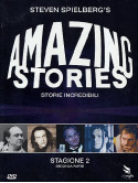 Amazing Stories - Storie Incredibili - Stagione 02 02 (3 Dvd)