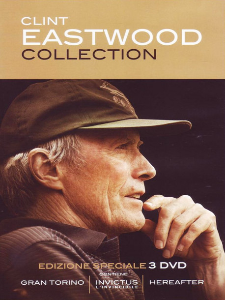 Clint Eastwood Collection (3 Dvd)