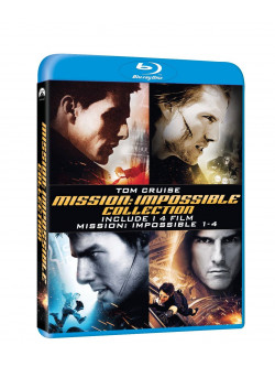 Mission Impossible - La Quadrilogia (4 Blu-Ray)