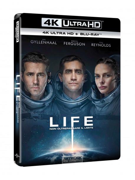 Life - Non Oltrepassare Il Limite (Blu-Ray 4K Ultra Hd+Blu-Ray)