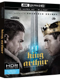 King Arthur: Il Potere Della Spada (4K Ultra Hd + Blu-Ray)