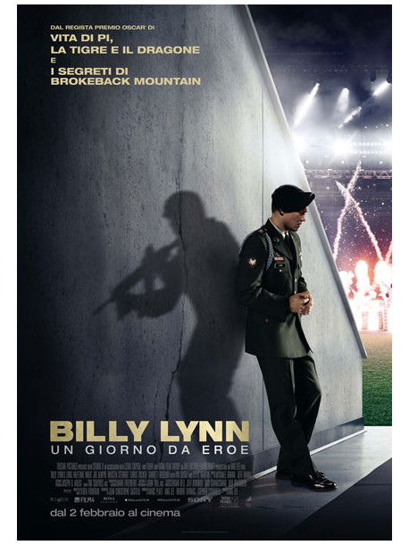 Billy Lynn: Un Giorno Da Eroe (Ex Rental)