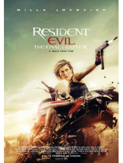 Resident Evil: The Final Chapter (Ex Rental)