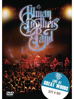 Allman Brothers Band - Live At Great Woods