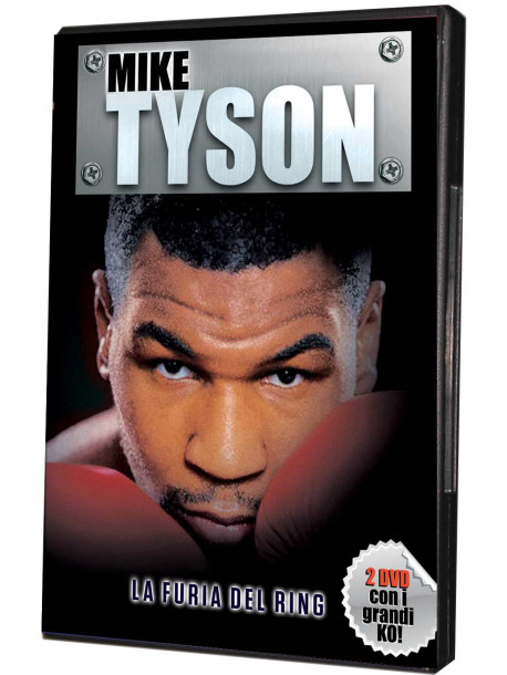 Mike Tyson - La Furia Del Ring (2 Dvd)