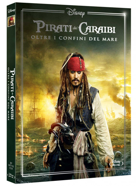 Pirati Dei Caraibi - Oltre I Confini Del Mare (New Edition)