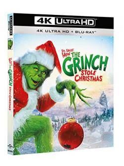 Grinch (Il) (Blu-Ray 4K Ultra HD+Blu-Ray)