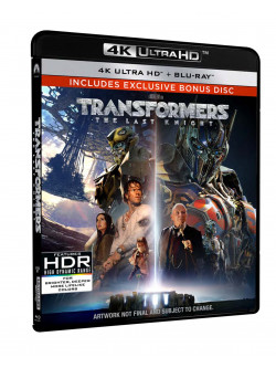 Transformers: L'Ultimo Cavaliere (Blu-Ray 4K Ultra HD+Blu-Ray)