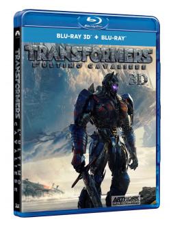 Transformers: L'Ultimo Cavaliere (Blu-Ray 3D + Blu-Ray)