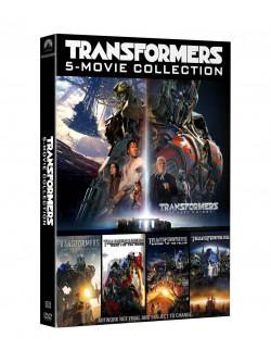 Transformers - Collezione Completa (5 Dvd)