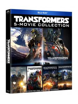 Transformers - Collezione Completa (5 Blu-Ray)