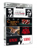 Gangster Master Collection (4 Dvd)