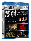 Gangster Master Collection (4 Blu-Ray)